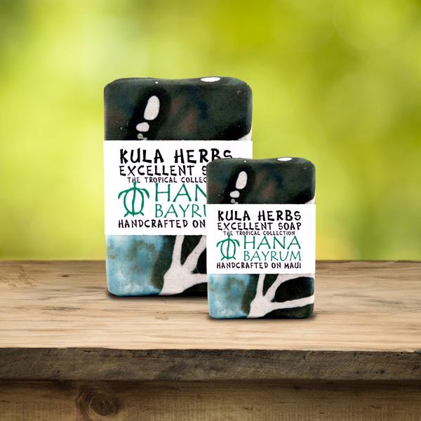 Hana Bay Rum Soap